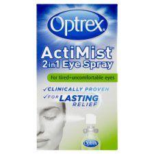 Optrex Actimist Tired Eye Spray 10ml