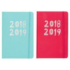 Tesco Dreamer 2018-19 St Diary Large Wtv