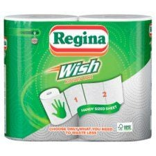 Regina Wish White 2 Roll