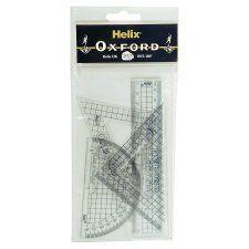 Oxford 4 Piece Geometry Set