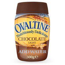 Ovaltine Light Chocolate Drink 300g