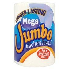 Mega Jumbo Kitchen Towel 1 Roll
