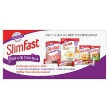 Slimfast 7 Day Kick Start Pack Starter Pack