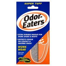 Odor-Eaters Super Tuff 1 Pair