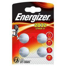 Energizer Cr2032 4 Pack