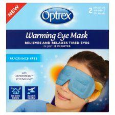 Optrex Warming Eye Mask X2