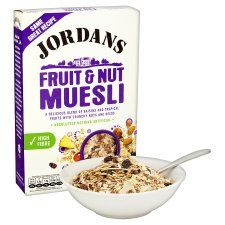 Jordans Fruit & Nut Muesli 620g