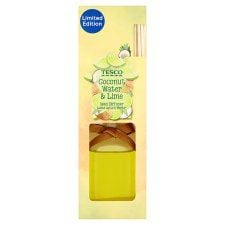 Tesco Coconut Water and Lime Reed Diffuser 80ml