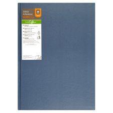 Tesco A4 Casebound Notebook 75 Sheets Assorted