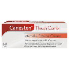 Canesten Thrush Cream Combination