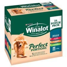 Winalot Perfect Portions Mixed Variety 24X100g