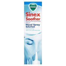 Vicks Sinex Soother Pump 15ml