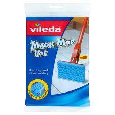 Vileda Magic Mop Flathead Refill