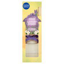 Tesco Lavender Dreams Reed Diffuser 80ml