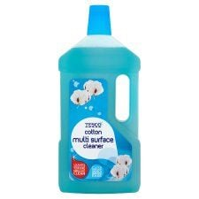 Tesco Cotton Fresh All Purpose Cleaner Cleaner 1 Litre