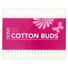 Tesco 200 Cotton Buds