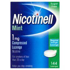 Nicotinell Mint Lozenge 1Mg 144'S