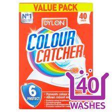 Dylon Colour Catcher 40 Sheets
