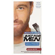 Just For Men Brush-In Colour Gel Medium Brown