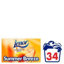 Lenor Tumble Dryer Sheets Summer 34Pk
