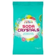 Tesco Soda Crystals 1 Kilograms