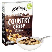 Jordans Country Crisp Chocolate Cereal 500g
