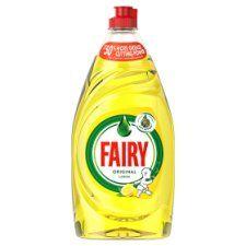 Fairy Lemon Washing Up Liquid 780ml