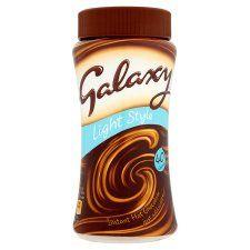 Galaxy Light Style Hot Chocolate 180g