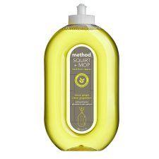 Method Hard Floor Cleaner Lemon and Ginger 739ml