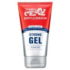 Brylcreem Strong 24 Hour Hold Gel 150ml