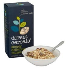 Dorset Cereals Simply Delicious Muesli 850g