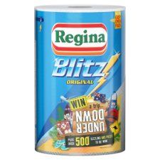 Regina Blitz Kitchen Towel 1 Roll