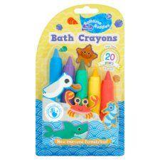 Bathtime Buddies Bath Soap Crayons