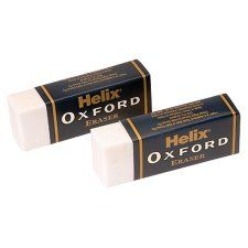 Oxford/ Maped 2 Pack Eraser