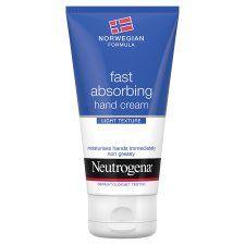 Neutrogena Norwegian Formula Hand Cream Fast Absorbing 75ml