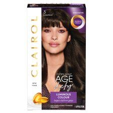 Clairol Nice and Easy Age Defying Darkest Brown