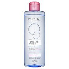L'oreal Paris Micellar Water Normal Dry Sensitive 400 ml