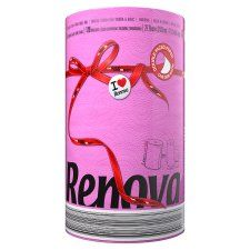 Renova Kitchen Towel Single Roll Various Colours