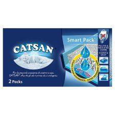 Catsan Smart Pack Cat Litter 2 Pack