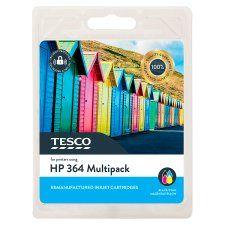 Tesco Combo Printer Ink for HP 364
