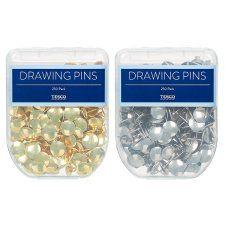Tesco Drawing Pins