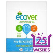 Ecover Non-Bio. Laundry Powder 1.875kg 25 Wash