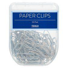 Tesco Paper Clips