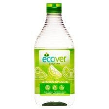 Ecover Washing Up Liquid Lemon and Aloe 450ml