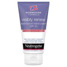 Neutrogena Norwegian Formula Visibly Renew Hand Cream 75ml