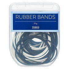 Tesco Rubber Bands