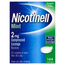 Nicotinell Mint Lozenge 2Mg 144 Each