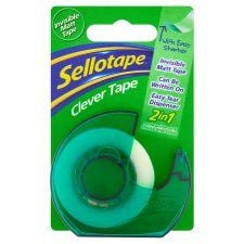 Sellotape Clever and Dispenser
