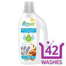 Ecover Non-Bio. Concentrated Laundry Liquid 1.5Ltr 42W
