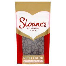 Sloane's Rich Dark Hot Chocolate 200g